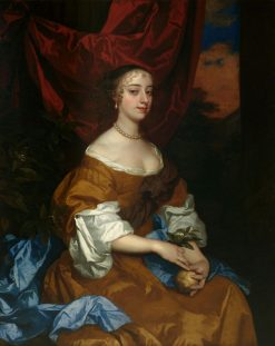 Portrait of Margaret Hughes | Peter Lely | Oil Painting