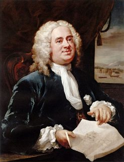 Daniel Lock Esq. | William Hogarth | Oil Painting