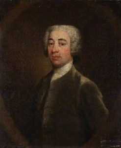 John Brewster the Younger (1722-1804) | Charles Philips | Oil Painting