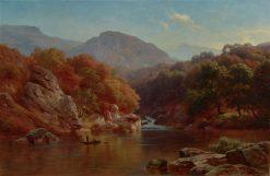 Pennsylvania Landscape | Gottlieb Weber | Oil Painting