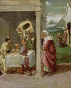 St. Nicholas Rescues Adeodatus | Luca Signorelli | Oil Painting
