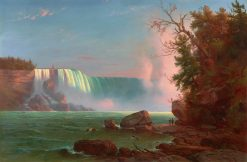 Niagara Falls | REgis Francois Gignoux | Oil Painting