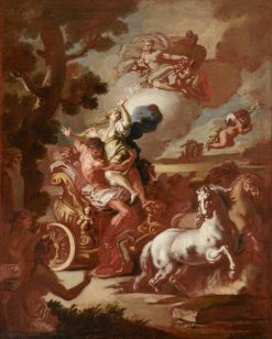 The Rape of Proserpine (sketch) | Francesco de Mura | Oil Painting