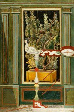 Nest of the Siren   Paul Nash   Oil Painting