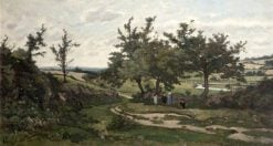 Paysage | Henri Joseph Harpignies | Oil Painting