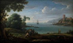 Landscape at Baiae