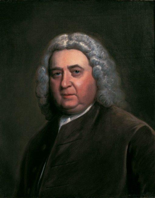 Samuel Richardson (1689-1761)   Joseph Highmore   Oil Painting