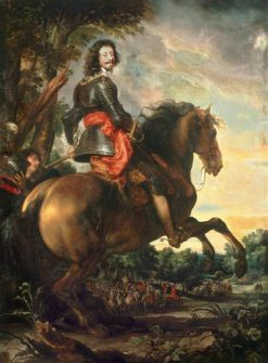 Duke of Arenberg | Anthony van Dyck | Oil Painting