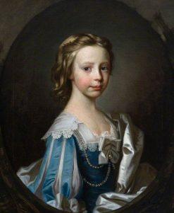 Anne Erskine | Allan Ramsay | Oil Painting