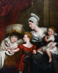 Lady Augusta FitzClarence Kennedy-Erskine
