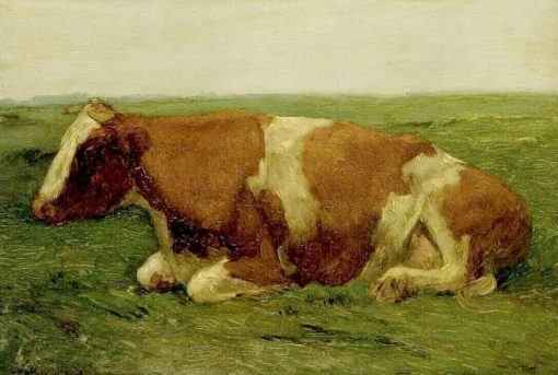 Study of a Cow | Willem Maris | Oil Painting