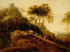 Landscape | Abraham Bloemaert | Oil Painting