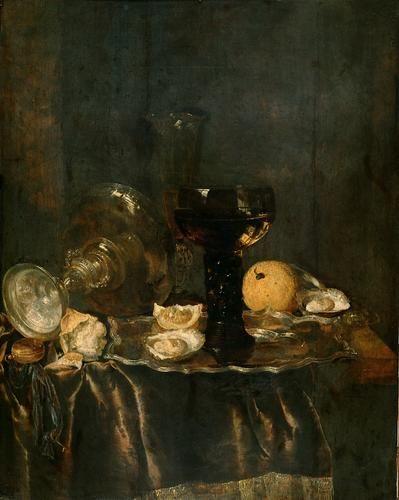 Breakfast Sill Life | Abraham van Beyeren | Oil Painting