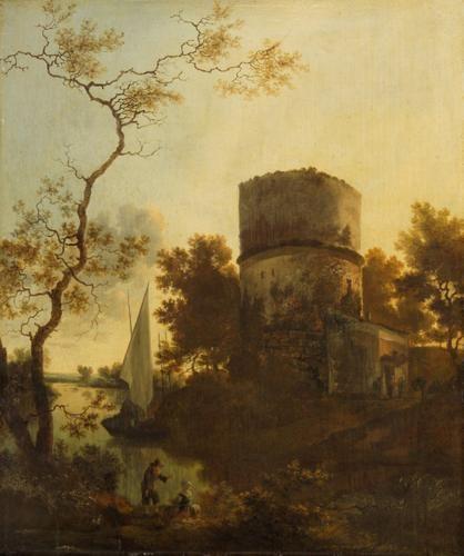 Tivoli Landscape | Adam Pynacker | Oil Painting