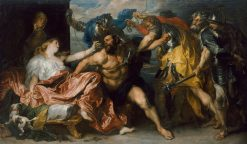 Samson and Delilah | Anthony van Dyck | Oil Painting