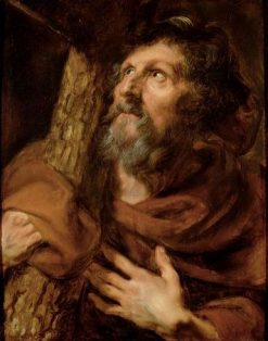 The Apostle Philip | Anthony van Dyck | Oil Painting