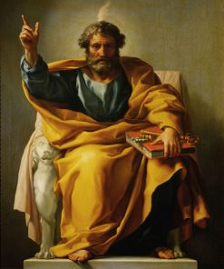 The Apostle Peter | Anton Raphael Mengs | Oil Painting
