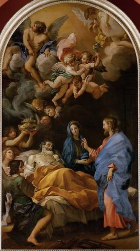 Death of Saint Joseph | Carlo Maratta | Oil Painting