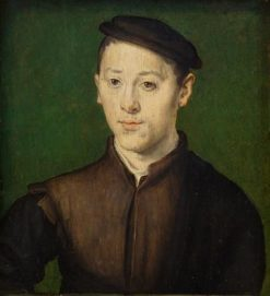 Junger Mann | Claude Corneille de Lyon | Oil Painting
