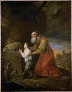 The Sacrifice of Abraham | David Teniers II | Oil Painting