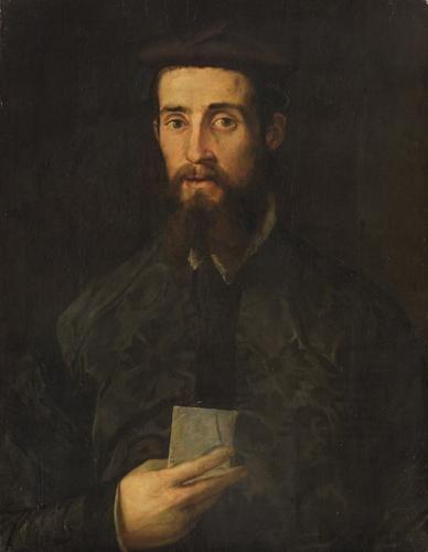 Giovanni della Casa | Francesco Salviati | Oil Painting