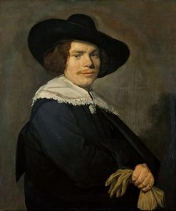 Portrait of a Young Man | Frans Hals | Oil Painting