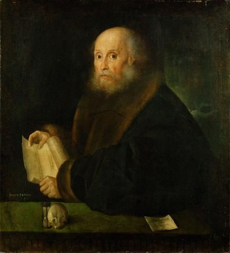 Portrait of a Patrician from Nuremburg | Giovanni Cariani | Oil Painting