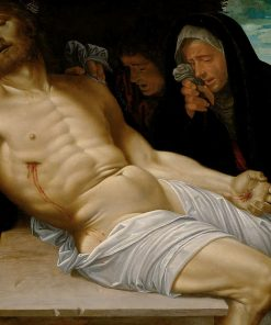 Lamentation of Christ | Giovanni Girolamo Savoldo | Oil Painting