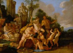 Bacchanal | Giulio Carpioni | Oil Painting