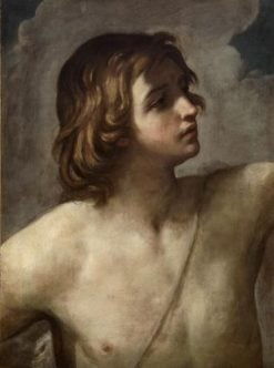 The Young David | Guido Reni | Oil Painting