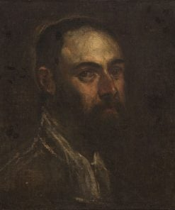 Study of a Man | Jacopo Bassano | Oil Painting