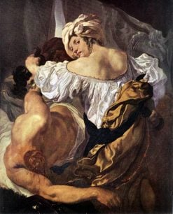 Judith and Holofernes | Johann Liss | Oil Painting