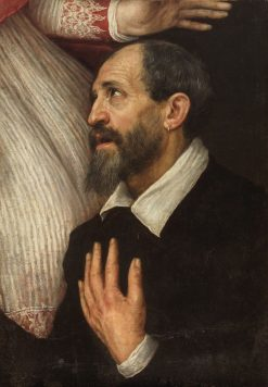 Image of a Man | Leandro Bassano | Oil Painting