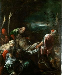 Entombment of Christ | Leandro Bassano | Oil Painting