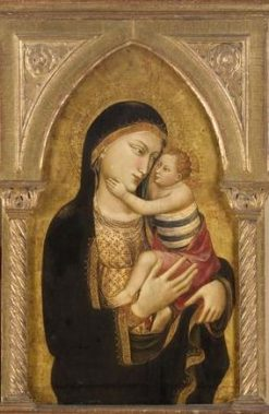 Madonna and Child | Mariotto di Nardo | Oil Painting
