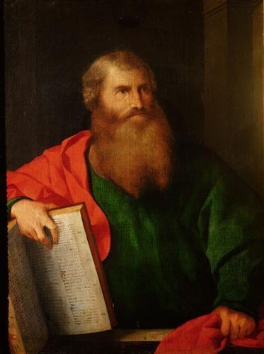 John the Evangelist | Palma il Vecchio | Oil Painting
