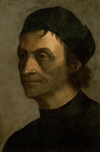 Portrait of a Man | Sebastiano del Piombo | Oil Painting