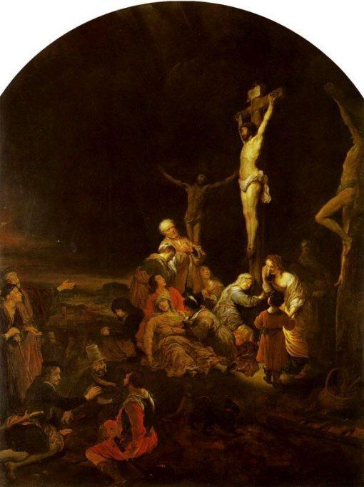 The Crucifixion | Govaert Flinck | Oil Painting