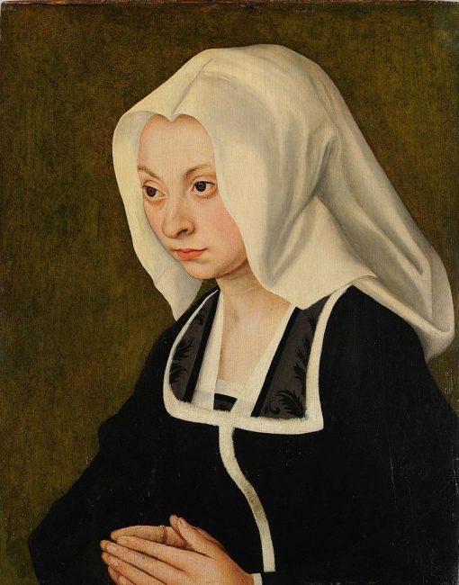 Portrait of a Woman   Lucas Cranach the Elder   Oil Painting