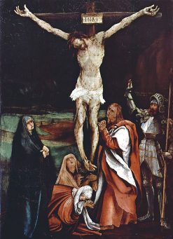 The Crucifixion | Matthias Grunewald | Oil Painting