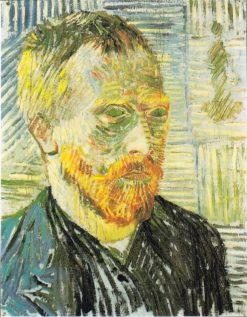 Self Portrait | Vincent van Gogh | Oil Painting