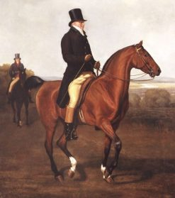 Lord Heathfield | Jacques Laurent Agasse | Oil Painting