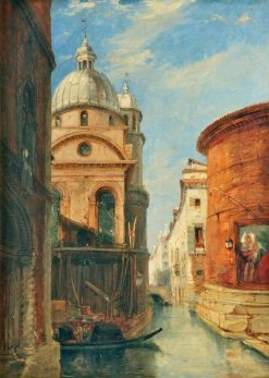 Venice   James Holland   Oil Painting