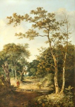 Marlingford Grove | John Crome | Oil Painting