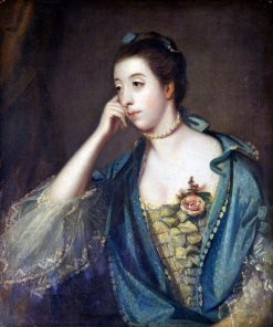 Mrs Mary Henrietta Fortescue | Sir Joshua Reynolds | Oil Painting
