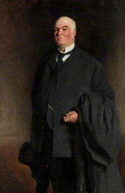 Henry Richardson | John Singer Sargent | Oil Painting