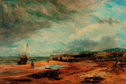 Coast Scene | Samuel Bough | Oil Painting