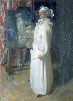 Portrait of the Artist | Sir William Orpen | Oil Painting