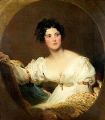 Mrs Littleton   Thomas Lawrence   Oil Painting