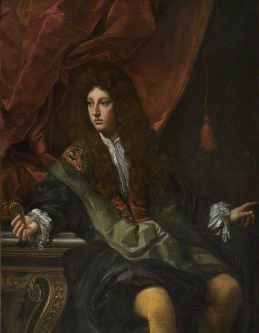 Sir Thomas Isham (1656-1681)